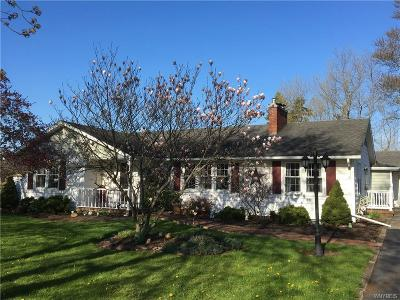 Single Family Home U-Under Contract: 3772 Ransomville Road