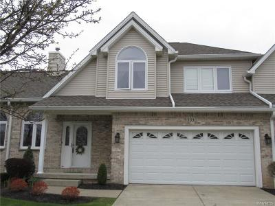 Grand Island Condo/Townhouse Pending: 333 White Oak Lane