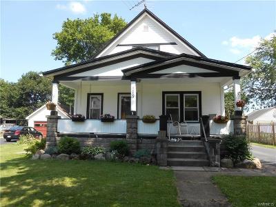Lewiston Single Family Home Pending: 5853 Griffin Street