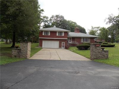 Lewiston Single Family Home A-Active: 805 The Circle Drive