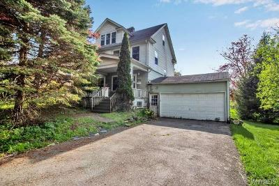 Amherst Single Family Home U-Under Contract: 4590 Harlem Road