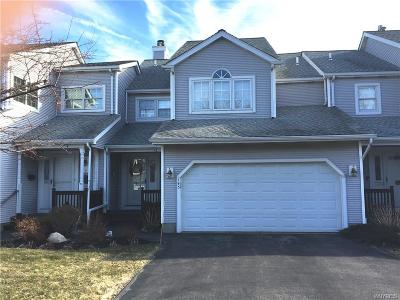 Orchard Park Condo/Townhouse U-Under Contract: 193 Bridle Path