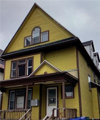 Buffalo Multi Family 2-4 A-Active: 257 West Utica Street