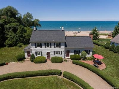 Single Family Home For Sale: 1298 Shore Drive