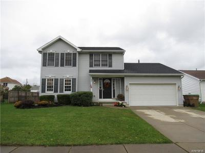 Cheektowaga Single Family Home A-Active: 44 Elmleaf Drive