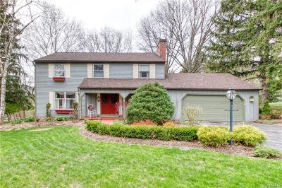 Orchard Park Single Family Home U-Under Contract: 11 Briar Hill Road