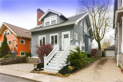 Buffalo Single Family Home P-Pending Sale: 16 Cleveburn Place