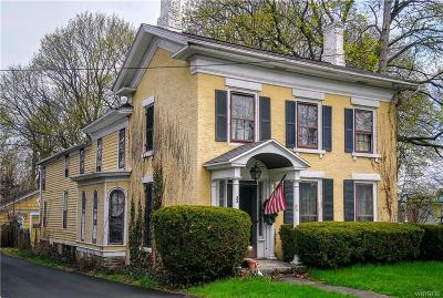 Genesee County Multi Family 2-4 A-Active: 22 West Main Street