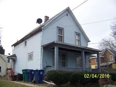 Niagara Falls Multi Family 2-4 A-Active: 1513 Ashland Avenue