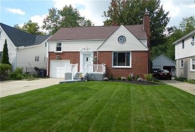 Amherst Single Family Home A-Active: 166 Ivyhurst Road
