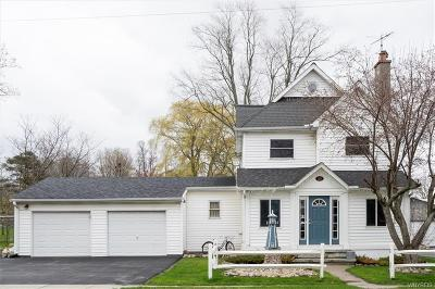 Genesee County Single Family Home A-Active: 27 Alleghany Road