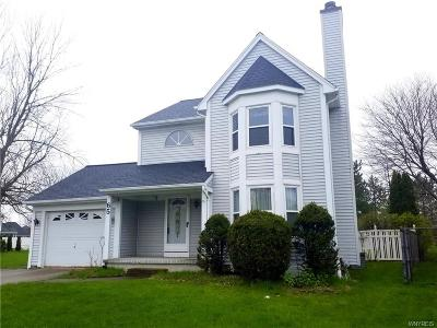 Amherst Single Family Home U-Under Contract: 65 Hubbardston Place