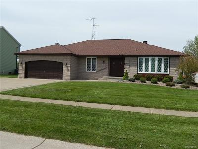West Seneca Single Family Home For Sale: 37 Lillis Lane