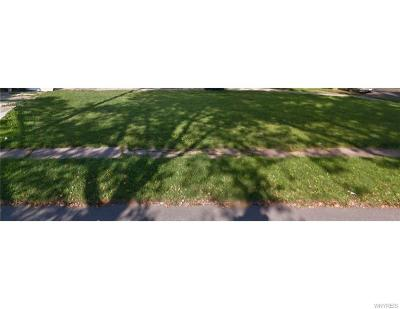 Buffalo Residential Lots & Land A-Active: 291 Roehrer Avenue