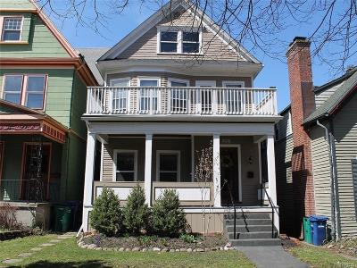 Buffalo Multi Family 2-4 U-Under Contract: 110 Ashland Avenue