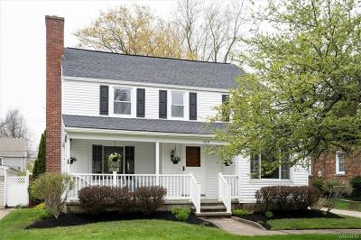 Amherst Single Family Home U-Under Contract: 169 Walton Drive