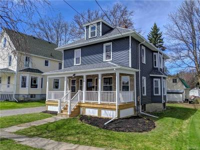 Perry Single Family Home U-Under Contract: 16 Tempest Street