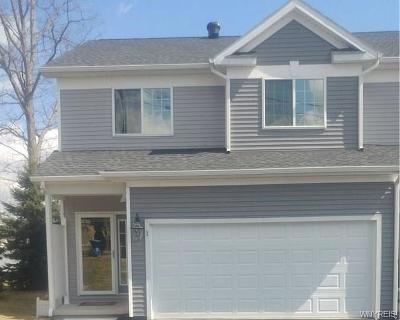 Perry Single Family Home A-Active: 3795 Club Road #1
