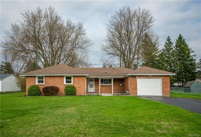 Orchard Park Single Family Home U-Under Contract: 69 Faahs Drive