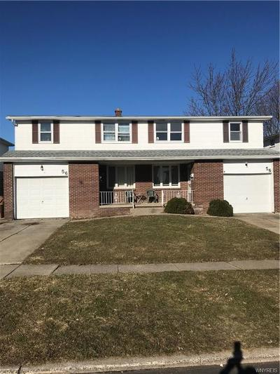 Cheektowaga Multi Family 2-4 A-Active: 56 Pheasant Lane