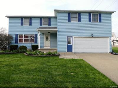 North Tonawanda Multi Family 2-4 U-Under Contract: 938 Remington Drive