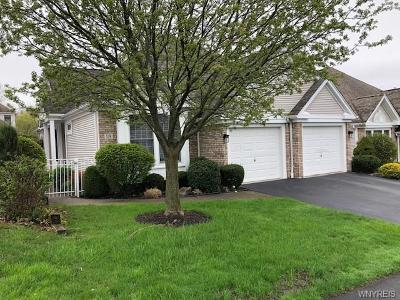 Orchard Park Condo/Townhouse P-Pending Sale: 18 Brookins Green Drive