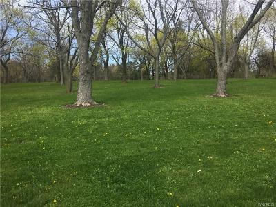 Genesee County Residential Lots & Land A-Active: Vl Akron Road