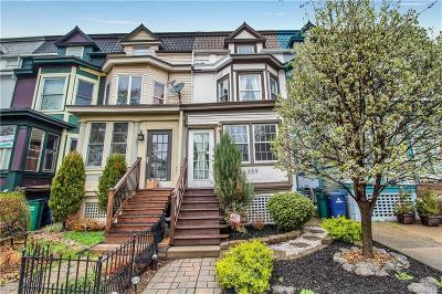 Buffalo Condo/Townhouse U-Under Contract: 359 Huntington Avenue