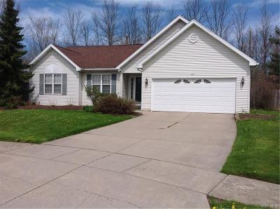Amherst Single Family Home U-Under Contract: 79 Westwind Lane