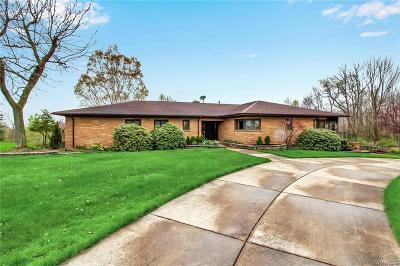 Eden Single Family Home For Sale: 10400 Sisson Highway