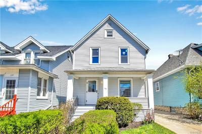 Single Family Home A-Active: 131 Tremaine Avenue