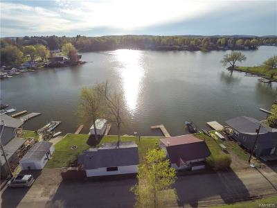 Cattaraugus County Single Family Home For Sale: 80 Potter Road