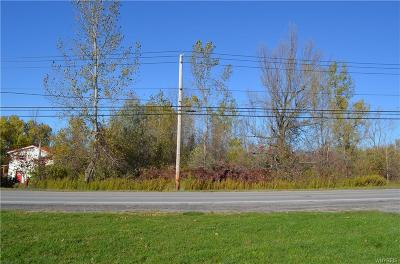 Residential Lots & Land A-Active: Vl Clarence Center Road
