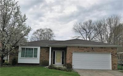 Amherst Single Family Home U-Under Contract: 108 Christine Drive