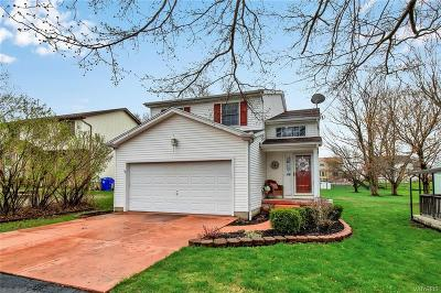 West Seneca Single Family Home A-Active: 1281 East And West Road