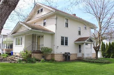 Hamburg Single Family Home U-Under Contract: 3730 Westview Avenue
