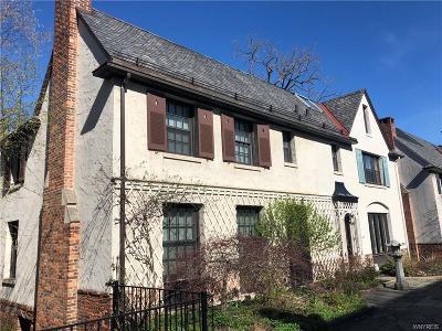Buffalo Single Family Home For Sale: 10 Mayfair Lane