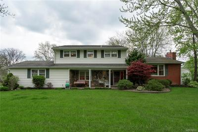 Lewiston NY Single Family Home A-Active: $325,000