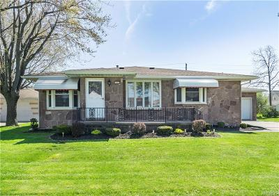 Cheektowaga Single Family Home U-Under Contract: 51 Vegola Avenue