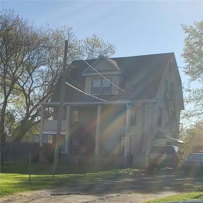 Niagara Falls Multi Family 2-4 U-Under Contract: 137 74th Street