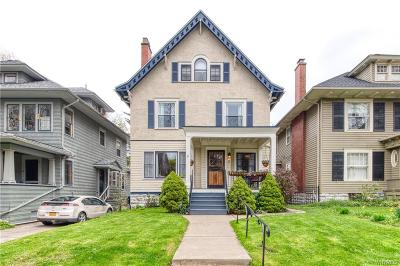 Buffalo Single Family Home A-Active: 9 Clarendon Pl