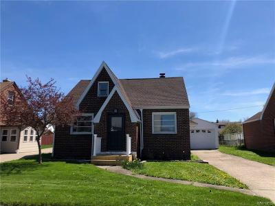 Cheektowaga Single Family Home A-Active: 83 Kilbourne Road