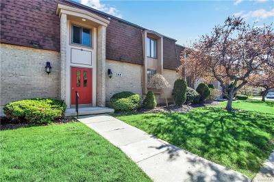 Amherst Condo/Townhouse A-Active: 145 Charter Oaks Drive #1