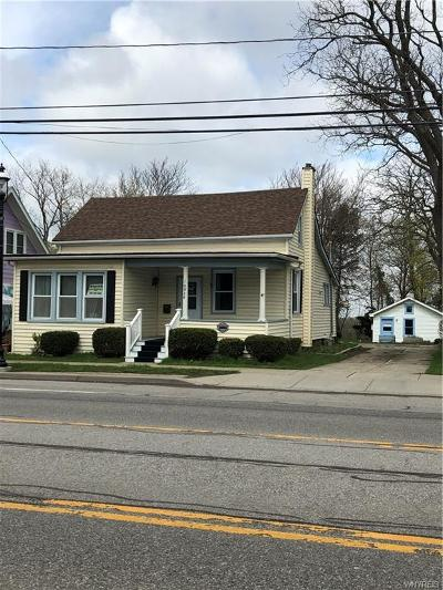 Clarence Single Family Home A-Active: 10856 Main Street