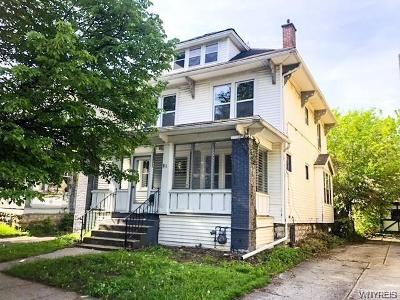 Buffalo Single Family Home For Sale: 51 Northrup Place