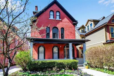 Buffalo Multi Family 2-4 U-Under Contract: 102 Prospect Avenue