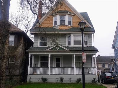 Buffalo Single Family Home For Sale: 24 Huntington Avenue