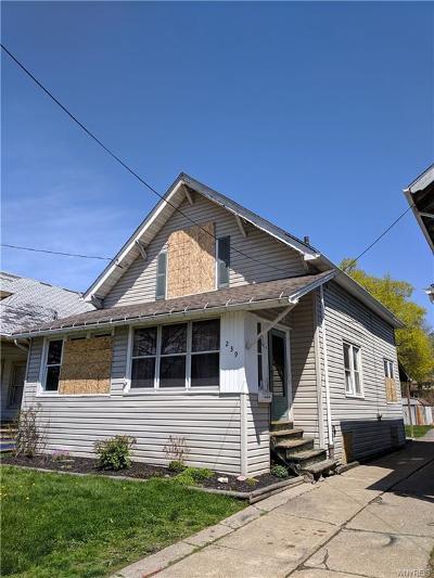 Niagara Falls Single Family Home A-Active: 239 79th Street