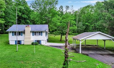 Allegany County, Cattaraugus County Single Family Home A-Active: 8544 Sunset Circle