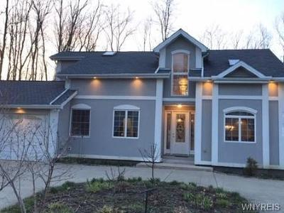 Single Family Home A-Active: 5065 Tonawanda Creek Road